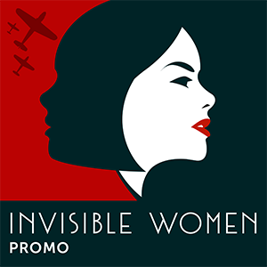 Invisible Women logo for Promo episode