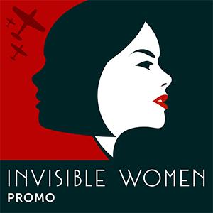 Invisible Women logo for Promo episode