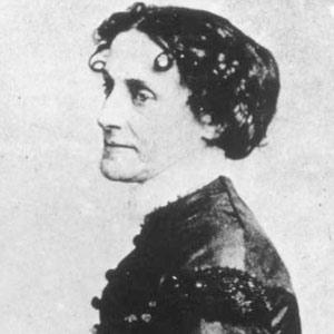 old photograph of Elizabeth Van Lew