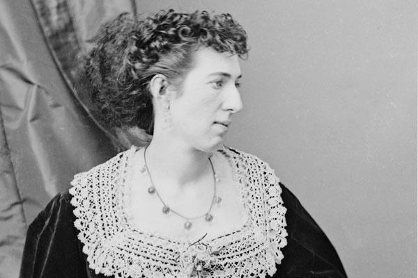 Photos of Marie Belle Boyd, circa 1865